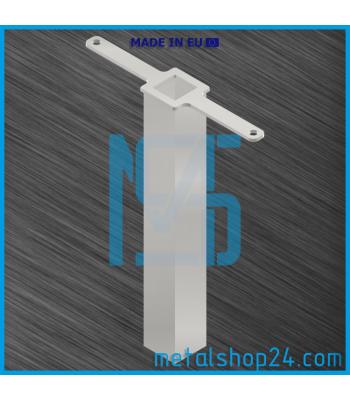 Klucz do hydrantów podziemnych, zasuw i nawiertek: 50-59,5mm, 2