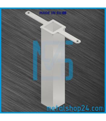 Klucz do hydrantów podziemnych, zasuw i nawiertek: 70-79,5mm, 2 7/8